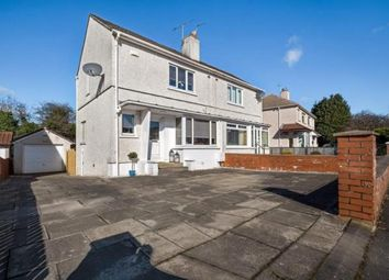 Thumbnail 2 bed semi-detached house for sale in Rylands Drive, Mount Vernon, Lanarkshire