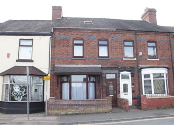 Thumbnail 4 bed terraced house for sale in Birches Head Road, Birches Head, Stoke-On-Trent