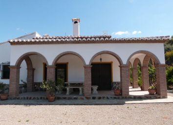 Thumbnail 3 bed finca for sale in Canillas De Aceituno, Malaga, Spain