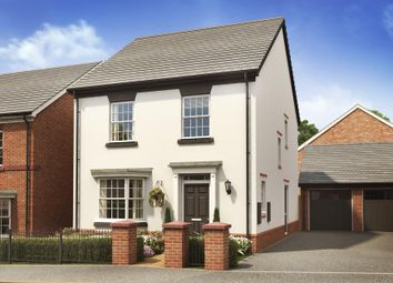 "Thumbnail 4 bed detached house for sale in ""Tarvin"" at Tarporley Business Centre, Nantwich Road, Tarporley"