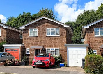 Thumbnail 4 bedroom link-detached house for sale in Drummond Close, Haywards Heath