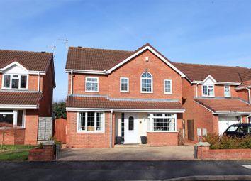 Thumbnail 4 bed detached house for sale in Ploughmans Croft, Newport