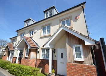 Thumbnail 4 bed end terrace house for sale in North Close, Lymington