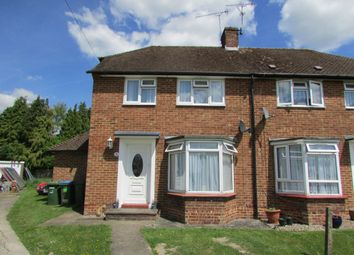 Thumbnail 2 bed property to rent in Barnfield Crescent, Kemsing, Kent