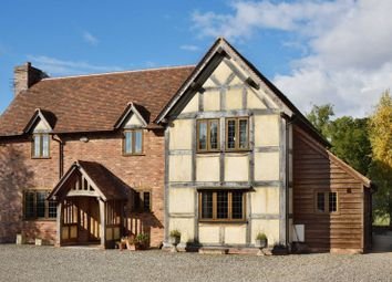 Thumbnail 5 bed detached house for sale in Preston Wynne, Hereford