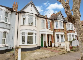 Thumbnail 4 bedroom terraced house for sale in Kilworth Avenue, Southend-On-Sea