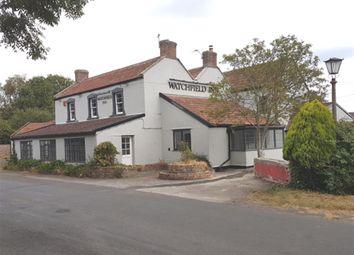 Thumbnail Pub/bar for sale in Watchfield, Highbridge