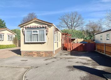 Grange Park Mobile Homes, Shamblehurst Lane South, Hedge End SO30. 2 bed property for sale