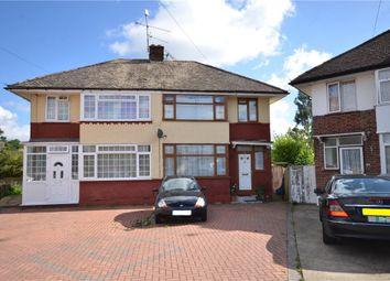 Thumbnail 3 bedroom semi-detached house for sale in Laggan Road, Maidenhead, Berkshire