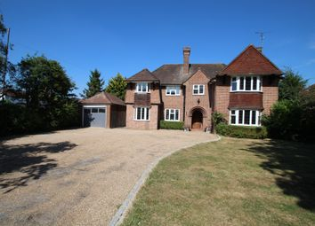 Thumbnail 4 bed detached house for sale in Wendover Road, Aylesbury
