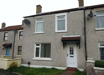 Thumbnail 3 bedroom terraced house for sale in Abbot Crescent, Newtownards