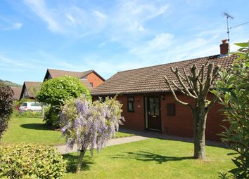 Thumbnail 3 bedroom detached bungalow for sale in Greystones Avenue, Mardy, Abergavenny