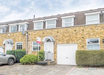 Thumbnail 4 bed town house for sale in Leeward Gardens, London
