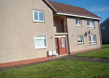 Thumbnail 1 bed flat for sale in Grange Avenue, Wishaw