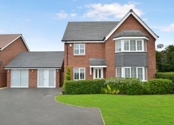 Thumbnail 5 bed detached house for sale in Stone Bridge, Newport