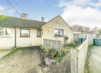 Thumbnail 2 bed bungalow for sale in Grundisburgh, Woodbridge