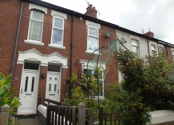 Thumbnail 3 bedroom terraced house for sale in Sunningdale Avenue, Wallsend