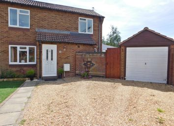 Thumbnail 2 bed end terrace house for sale in Foxley Drive, Portsmouth
