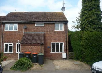 Thumbnail 2 bed property to rent in High Street, Riseley, Bedford