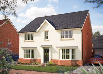 "Thumbnail 5 bedroom detached house for sale in ""The Richmond"" at Foxhall Road, Ipswich"
