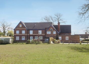 Thumbnail 12 bed detached house for sale in Great Moulton, Norwich