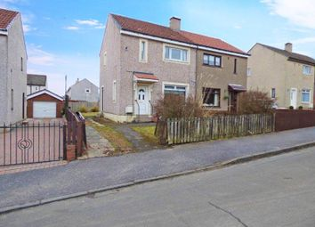 Thumbnail 2 bed property for sale in Hartfield Terrace, Shotts