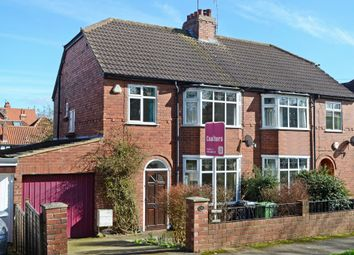 Thumbnail 3 bedroom semi-detached house to rent in Greencliffe Drive, York