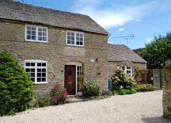 Thumbnail 2 bed semi-detached house for sale in Lower End, Alvescot, Bampton
