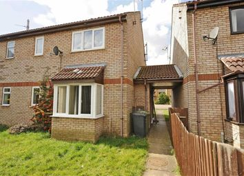 Thumbnail 1 bed terraced house to rent in Senwick Drive, Wellingborough