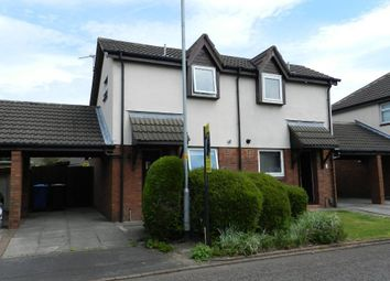 Thumbnail 1 bed semi-detached house for sale in Carrington Close, Locking Stumps, Birchwood, Warrington
