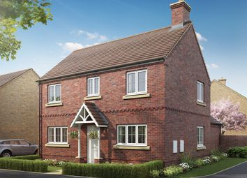 """Thumbnail 3 bed detached house for sale in """"The Hartwell"""" at Mentmore Road, Cheddington, Leighton Buzzard"""