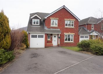 Thumbnail 5 bed detached house for sale in Parc Gellifaelog, Tonypandy