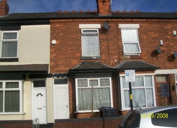 Thumbnail 2 bed terraced house for sale in Brantley Road, Witton