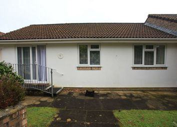 Thumbnail 2 bed terraced bungalow for sale in Robert Eliot Court, Trevarrick Road, St Austell, Cornwall