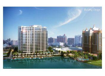 Thumbnail 3 bed town house for sale in 100 Ritz-Carlton Cir #602, Sarasota, Florida, 34236, United States Of America
