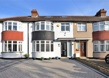 Thumbnail 4 bedroom terraced house for sale in Marlow Drive, Cheam, Sutton