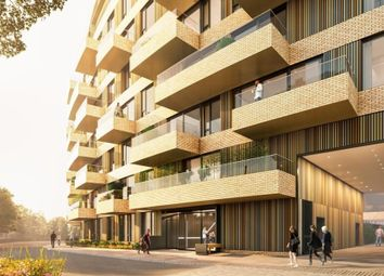 Thumbnail 1 bed flat for sale in The Crescent Building, Television Centre, London