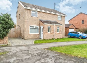 Thumbnail 3 bedroom semi-detached house for sale in Howdale Road, Sutton-On-Hull, Hull