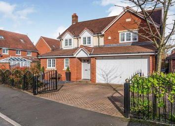 Thumbnail 4 bed detached house for sale in Savannah Place, Great Sankey, Warrington, Cheshire
