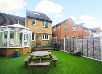 Thumbnail 4 bed link-detached house for sale in Chertsey, Surrey