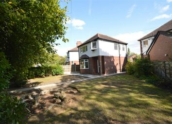 Thumbnail 3 bedroom detached house for sale in Bramhall Lane, Davenport, Stockport, Cheshire