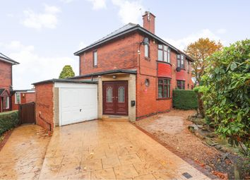 3 bed semi-detached house for sale in Thorpe House Rise, Sheffield S8