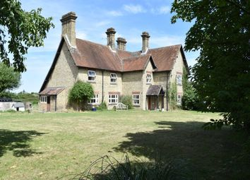 Thumbnail 6 bed farmhouse for sale in Ford End, Ivinghoe, Leighton Buzzard