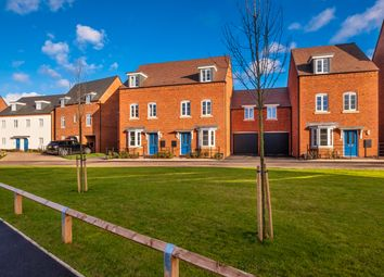 "Thumbnail 5 bed detached house for sale in ""Morecroft"" at Wedgwood Drive, Barlaston, Stoke-On-Trent"