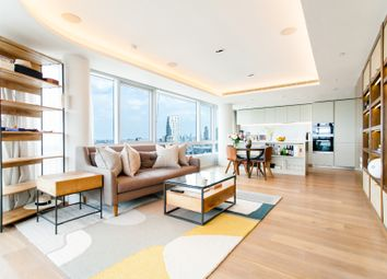 Thumbnail 3 bed flat to rent in Canaletto Tower, 257 City Road, Islington, London