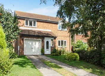 Thumbnail 4 bedroom detached house for sale in Plantation Way, Wigginton, York
