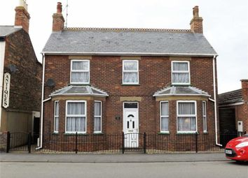 Thumbnail 3 bed detached house for sale in Bridge Road Industrial, London Road, Long Sutton, Spalding