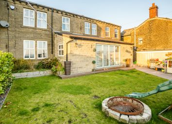 Thumbnail 4 bed end terrace house for sale in Nettleton Hill, Scapegoat Hil, Huddersfield
