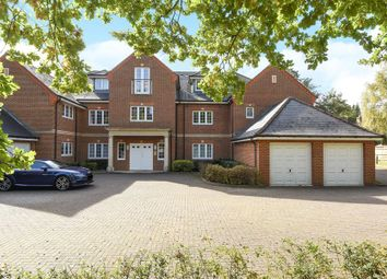 Thumbnail 2 bedroom flat to rent in Charters Road, Sunningdale, Ascot