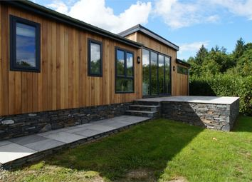 Thumbnail 3 bed mobile/park home for sale in Cartmell Lodge Park, Cartmel Lodge Park, Cartmel, Cumbria